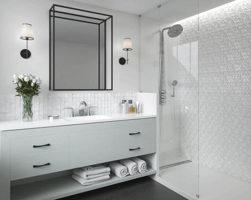 belles idées pour une petite salle de bain
